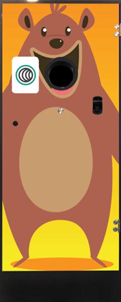 RVM X -pullonpalautusautomaatti