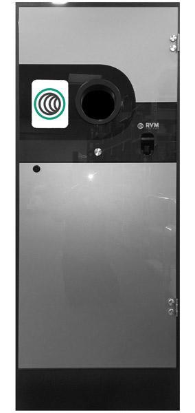 RVM X -pullonpalautusautomaatti 360 asteen tunnistuksella